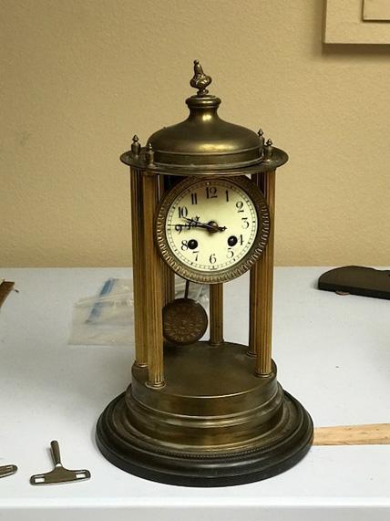 Sewing Machine And Clock Repair Bainbridge Island WA Extraordinary Singer Sewing Machine Music Box